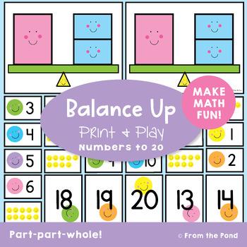 Balance Up - Addition Game