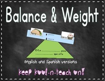 Balance & Weight (Bilingual)