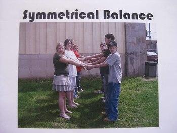 Balance and Aesthetics Lesson Plan
