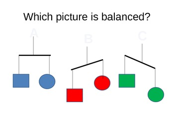Balance and Motion Review Game (PowerPoint)