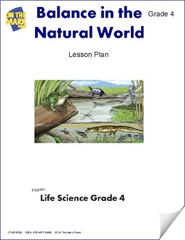 Balance in the Natural World Plan Grade 4