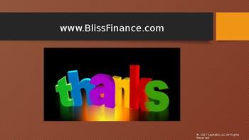 Balance of Finance