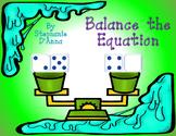 Balance the Equation / Equivalent Number Sentences