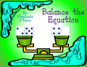 Balance the Equation / Equivalent Number Sentences