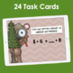 Balance the Equations (Addition and Subtraction) Digital Task Cards