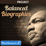 Balanced Biographies - Project