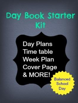 Day Book Starter Kit