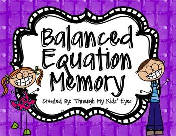 Balanced Equation Memory