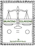 Balanced Equations