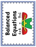 Balanced Equations Game