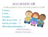 Balanced Literacy- Accountable Talk