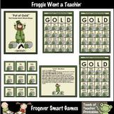 St.Patrick's Day--Pot of Gold (1st grade dolch)