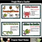 Comprehension Beanies Reading Strategies (Posters)