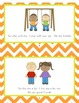 """Mini Book and Writing Prompts """"We Are Friends"""""""