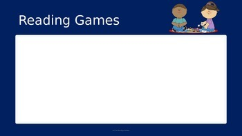 Balanced Literacy Interactive Digital Lesson Plan Template