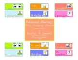 Balanced Literacy: Oral Language Practice Sentence Starters