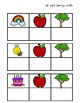 Balanced Literacy Short Vowel Word Family Centers