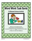 Balanced Literacy (R.T.I.) Task Card Bundle