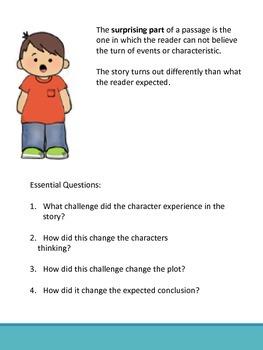 Balanced Literacy Thinkmarks