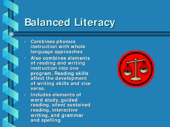 Balanced Literacy in the Middle School