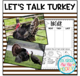 It's Turkey Time...Informational Text and Research for the