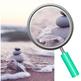 Balanced Stones - Zen Meditation Photos / Clip Art Set for Commercial Use