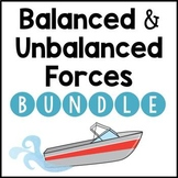 Balanced and Unbalanced Forces BUNDLE