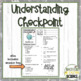 Balanced and Unbalanced Forces Doodle Notes & Understanding Checkpoint (Quiz)