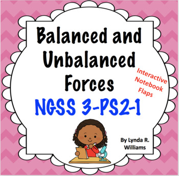 3rd Grade Balanced and Unbalanced Forces Lab and Close Read NGSS 3-PS2-1