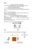 Balanced and Unbalanced Forces - Worksheet | Distance Learning