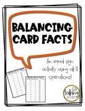Balancing Card Facts