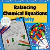 Balancing Chemical Equations Activity