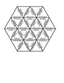 Balancing Chemical Equations Tarsia Puzzle