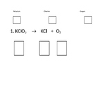 Balancing Chemical Equations with Candy