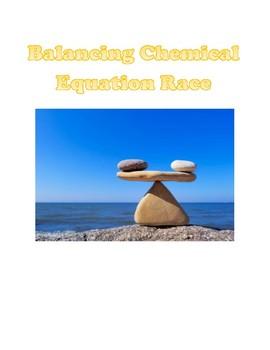 Balancing Chemical Reaction Race