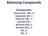 Balancing Compound Problems and Key PowerPoint