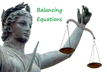 Chemistry: Balancing Equations