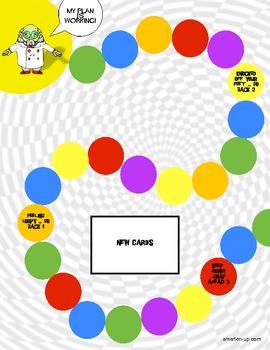 Balancing Equations Boardgame