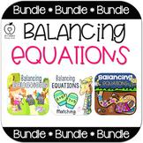 Balancing Equations Bundle
