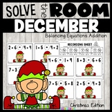 Balancing Equations First Grade