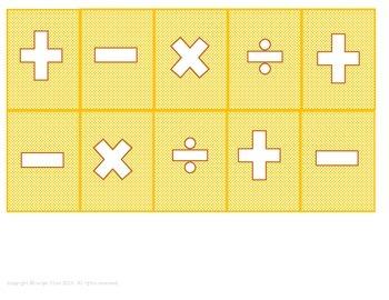 Balancing Equations Game