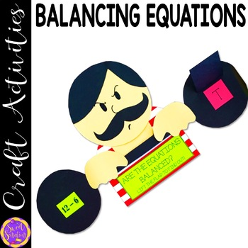 Balancing Equations Craft