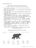 Balancing Equations/Mole-Mole Ratio Puzzle