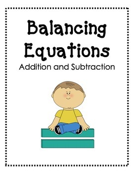 Balancing Equations: Multi-Pack