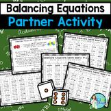 Balancing Equations Partner Activity