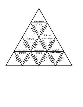 Balancing Chemical Equations Using Tarsia Puzzles II