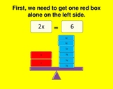 Balancing Equations with Division