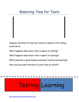 Balancing Test Time Sliding Scale