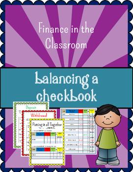 Balancing a Checkbook - How to Manage Your Money