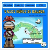 Early Explorers: Balboa Complete Unit with Articles & Activities